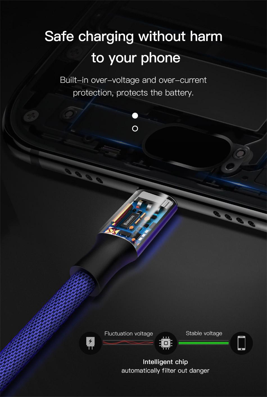 buy baseus 5m type c cable