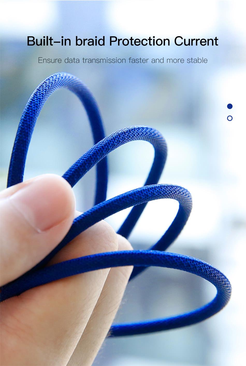 baseus 5m type c cable sale