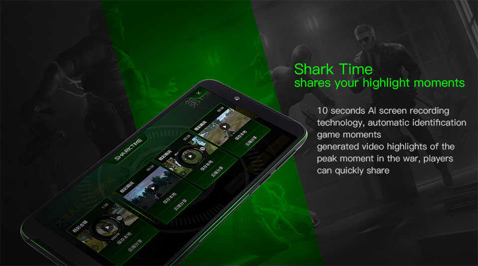 buy black shark helo 4g smartphone