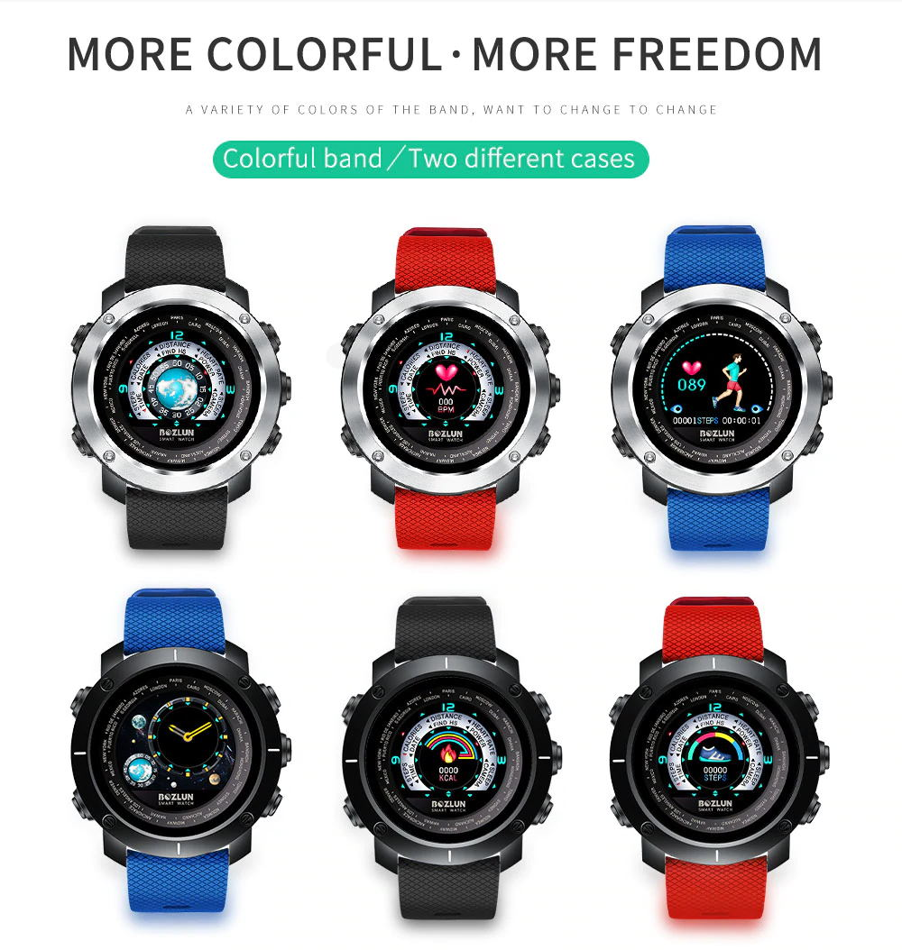 bozlun w30 sports smartwatch price