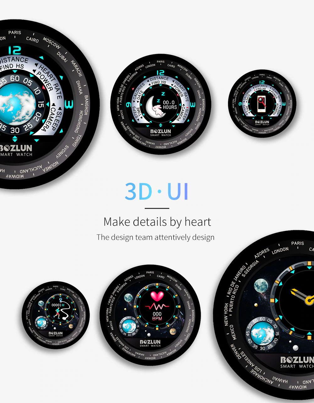 bozlun w30 smartwatch