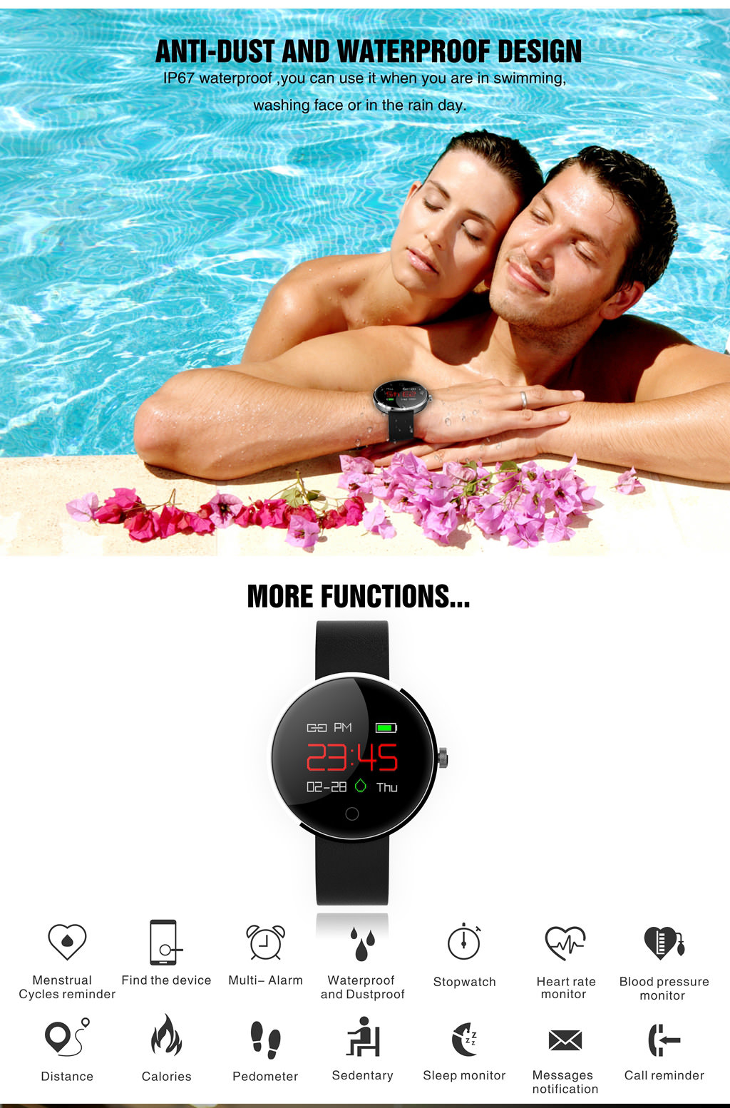 dm78 smartwatch
