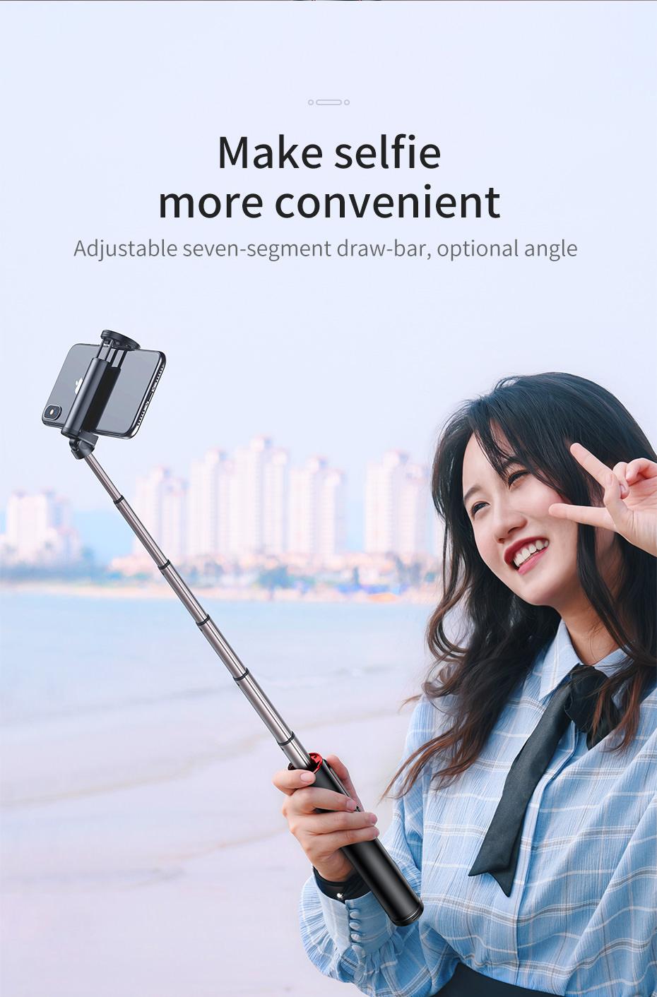 baseus intelligent selfie stick price