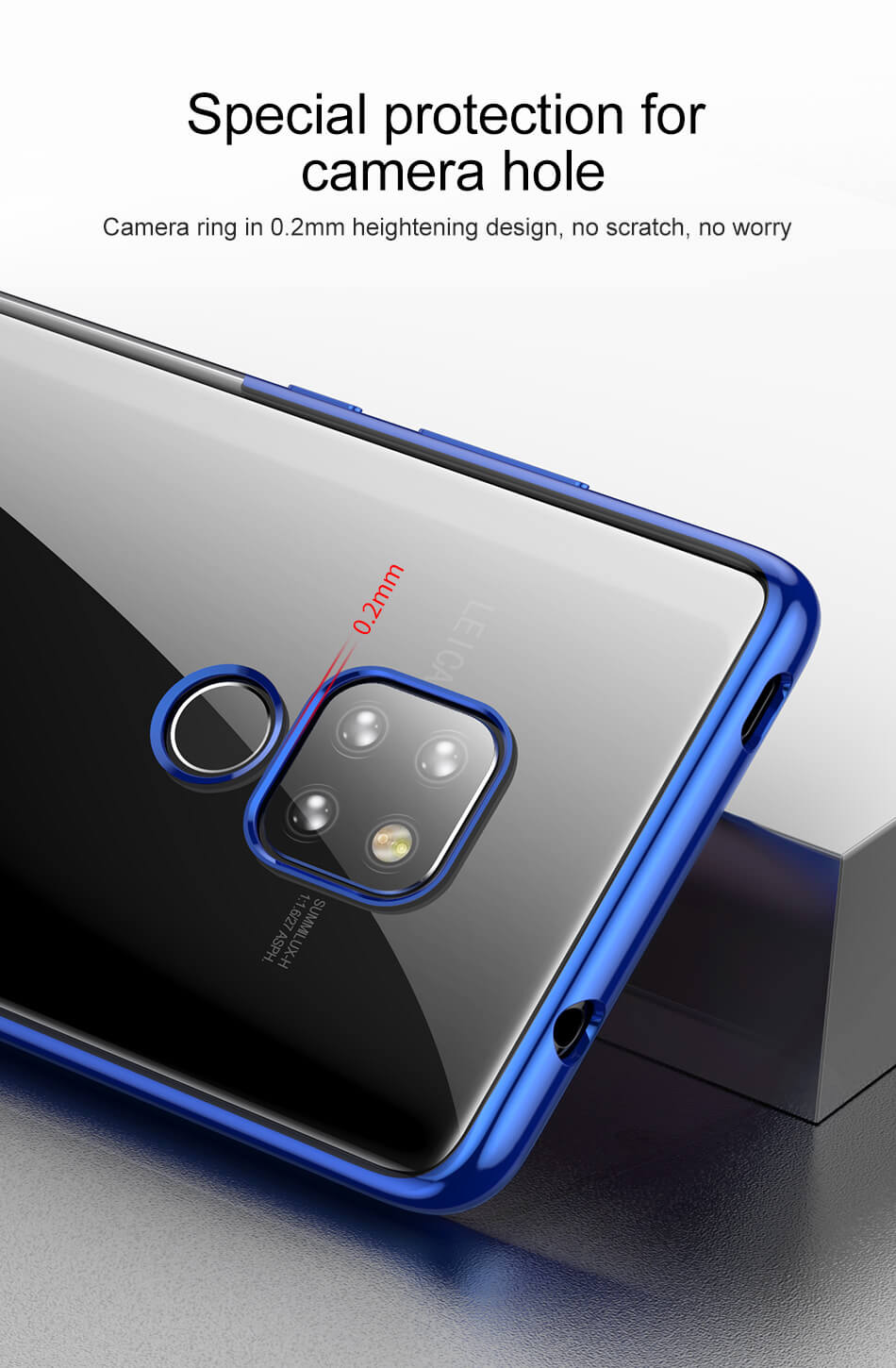 best mate 20 pro back case