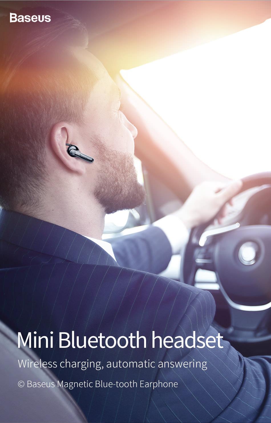 baseus mini bluetooth earphone