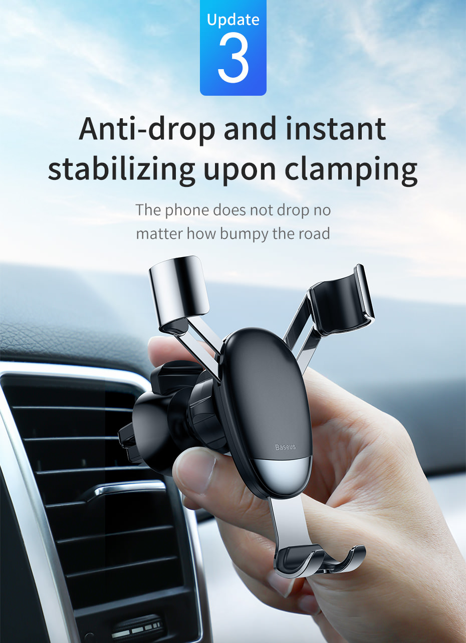 new baseus car holder stands