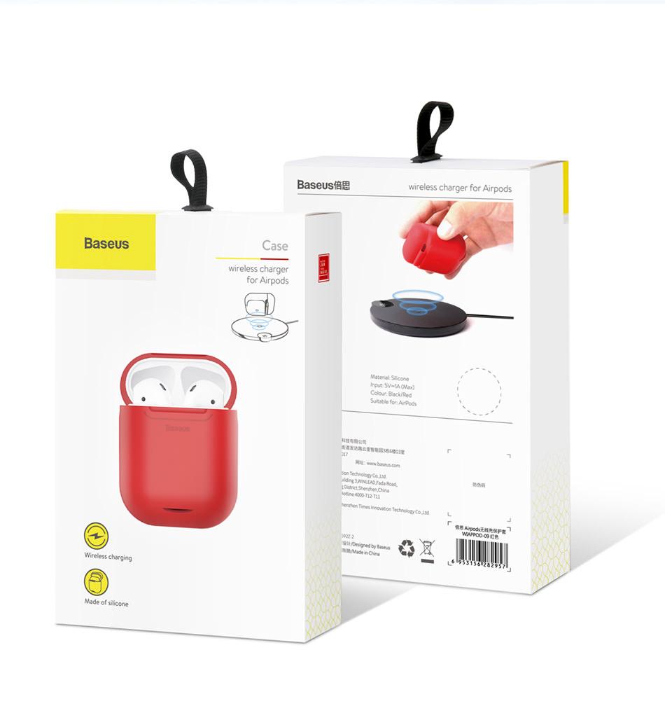 baseus wireless charging case online
