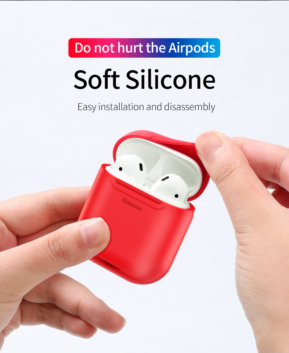 charging case for airpods