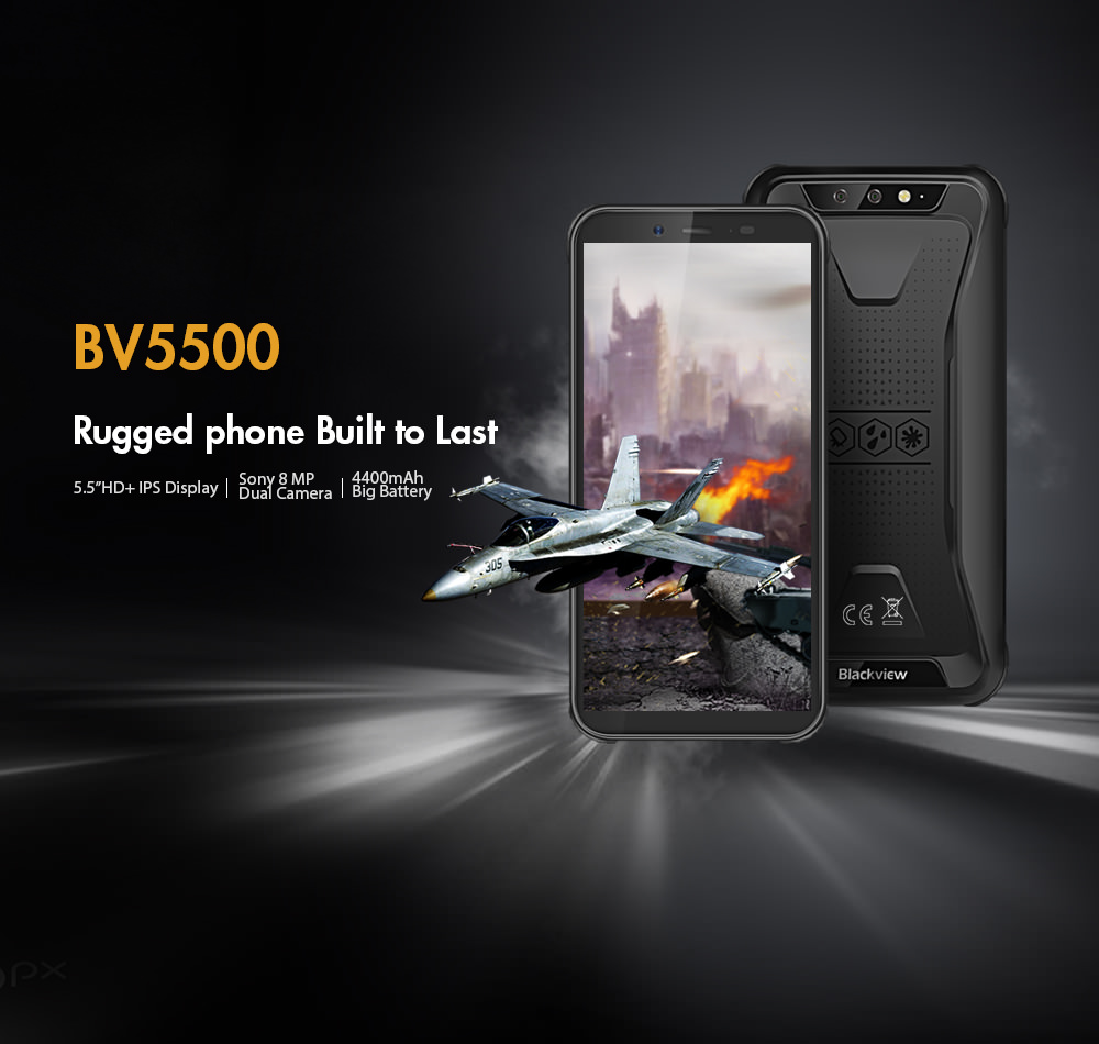 blackview bv5500 smartphone