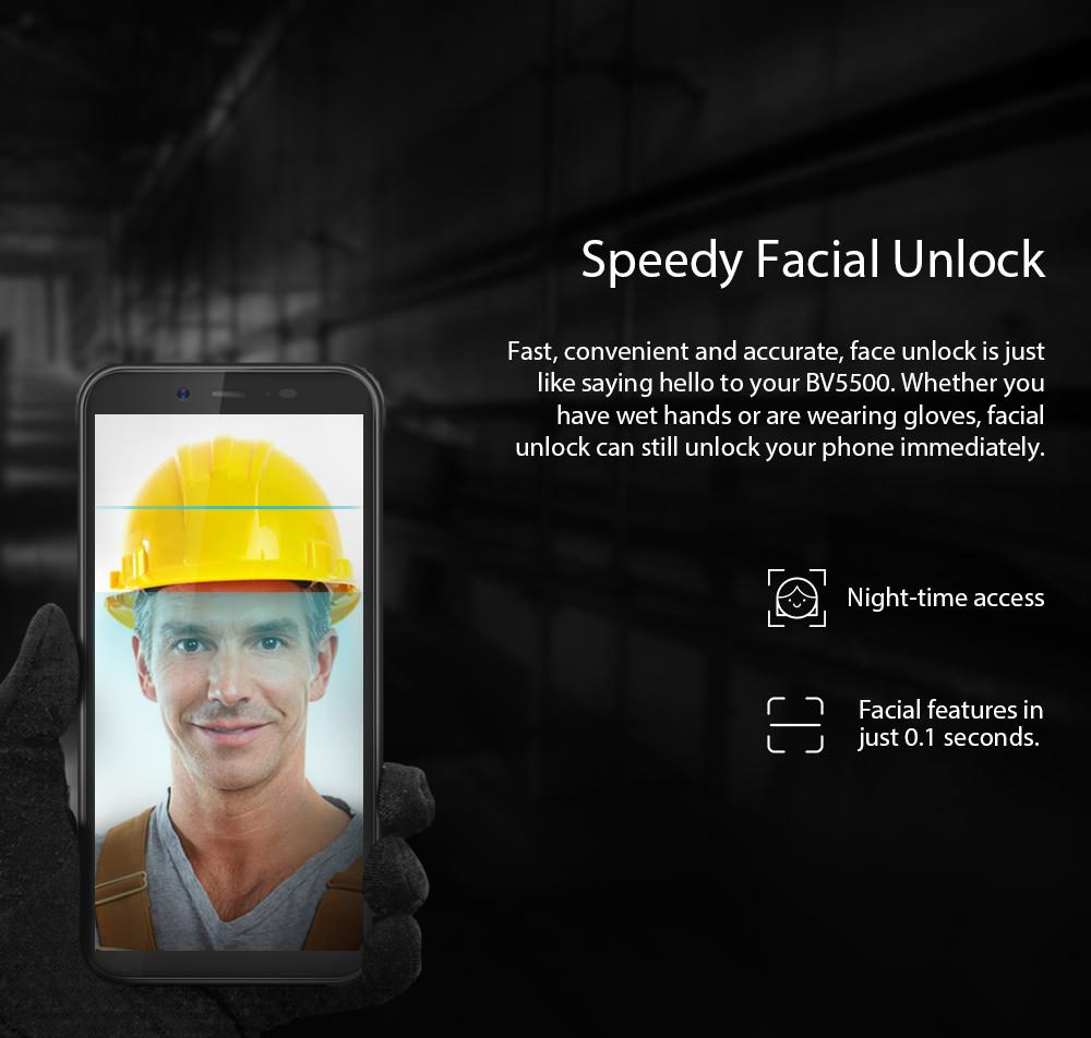 blackview bv5500 smartphone global version