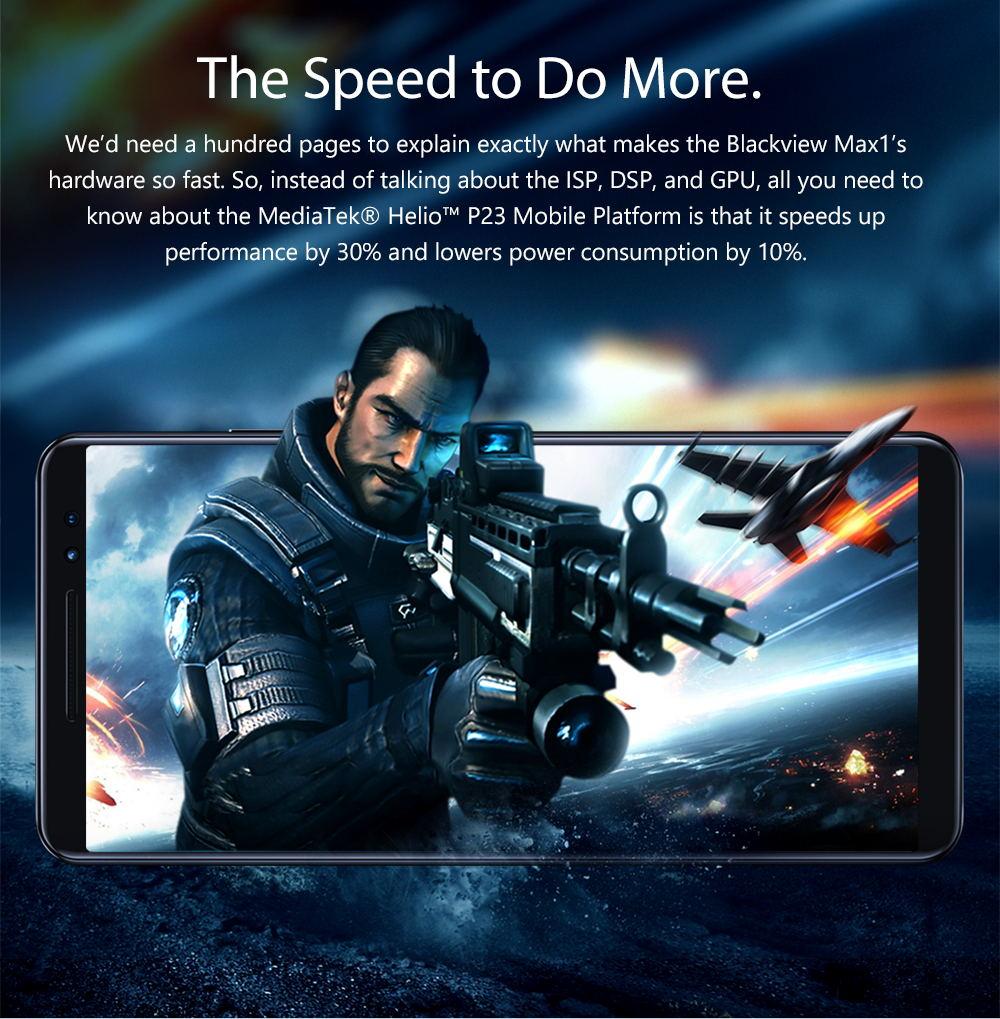best blackview max 1 smartphone