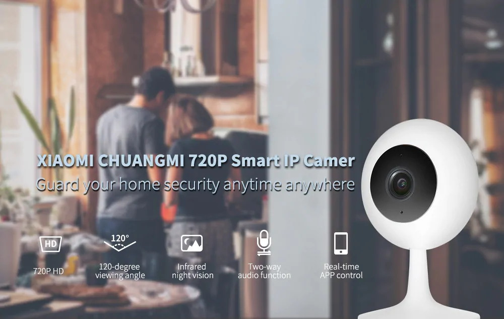 chuangmi cmsxj01c 720p smart ip camera