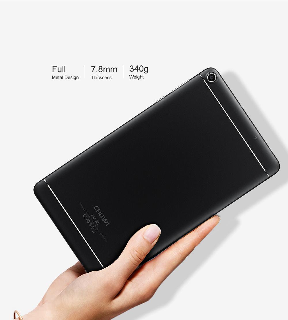 hi8 se tablet