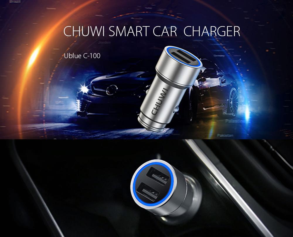 chuwi c-100 smart car charger