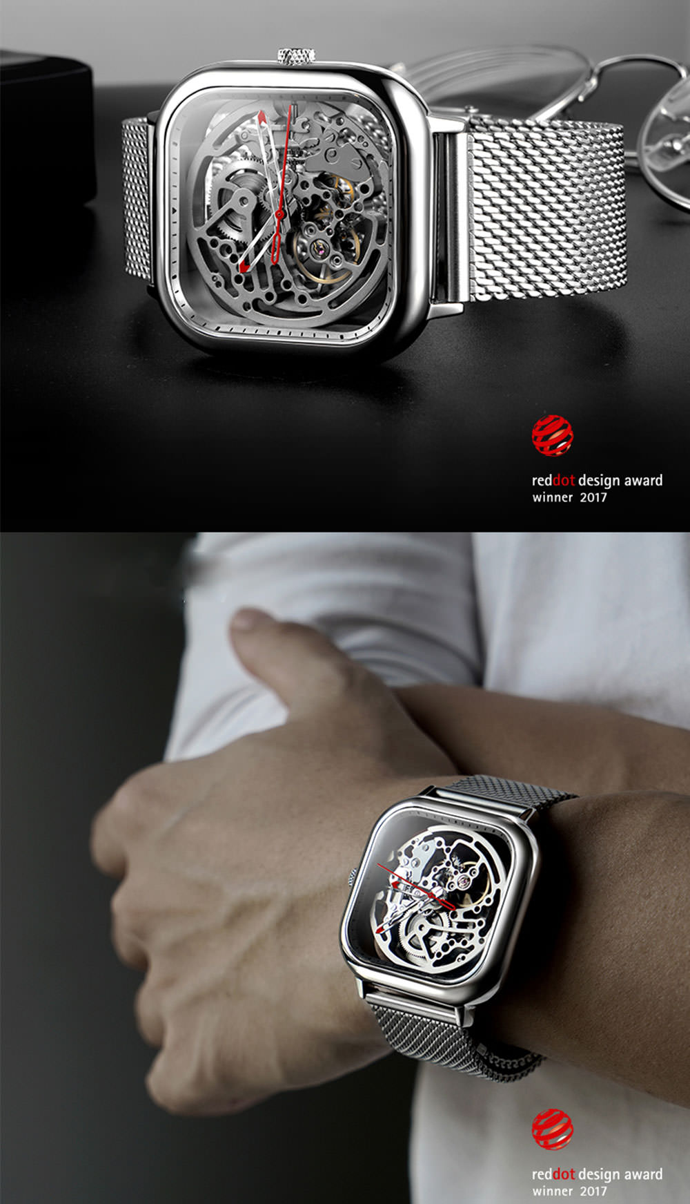 buy xiaomi ciga design mechanical men watch
