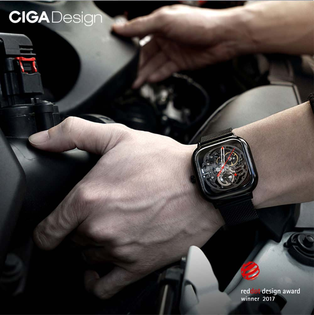 ciga design mechanical watch price