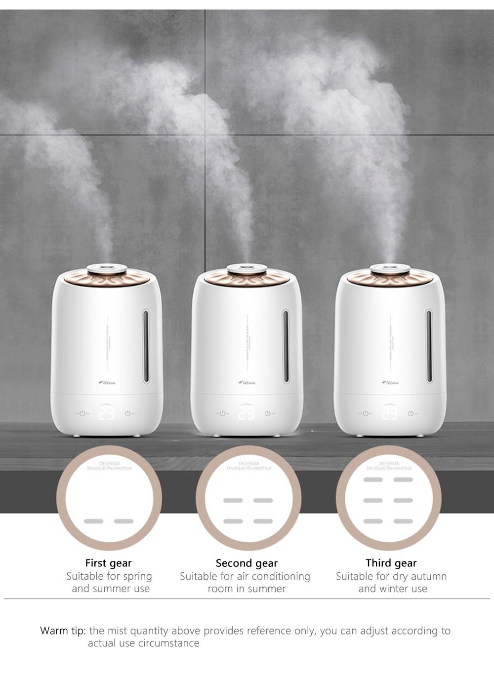 deerma household air humidifier online