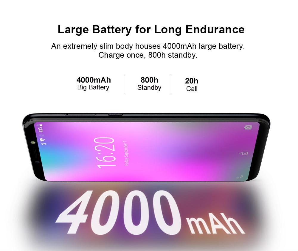 doogee x80 3g smartphone
