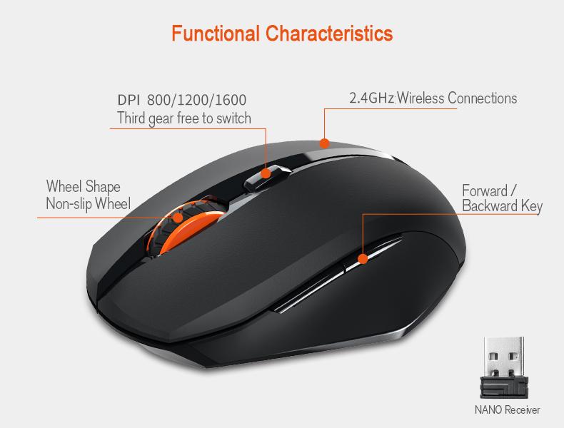 2019 dareu lm116g mouse
