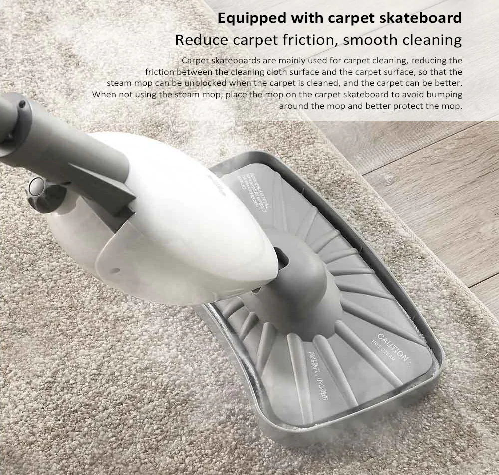 xiaomi deerma steam mop price