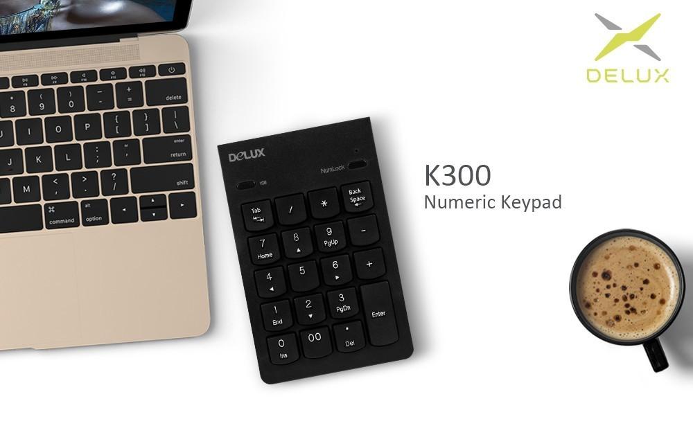 delux k300g keyboard