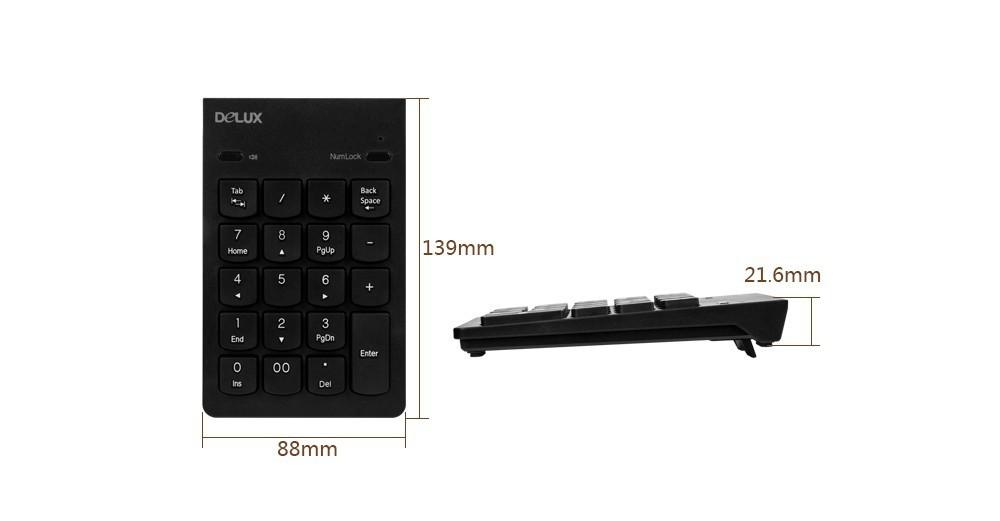 delux k300g keyboard online