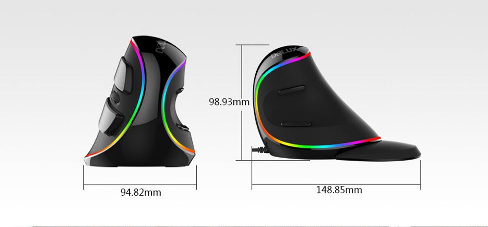 delux m618 plus mouse