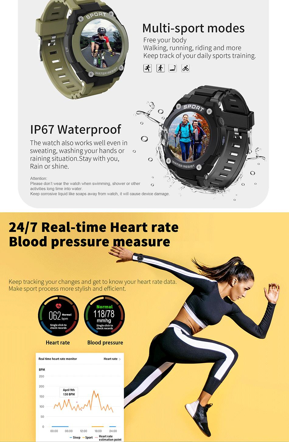 dt no.1 g9 smartwatch 2019