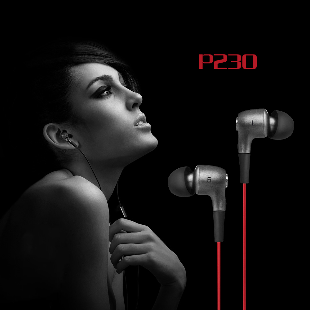 edifier h230p in-ear earphone