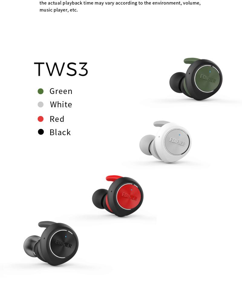 edifier tws3 earphone