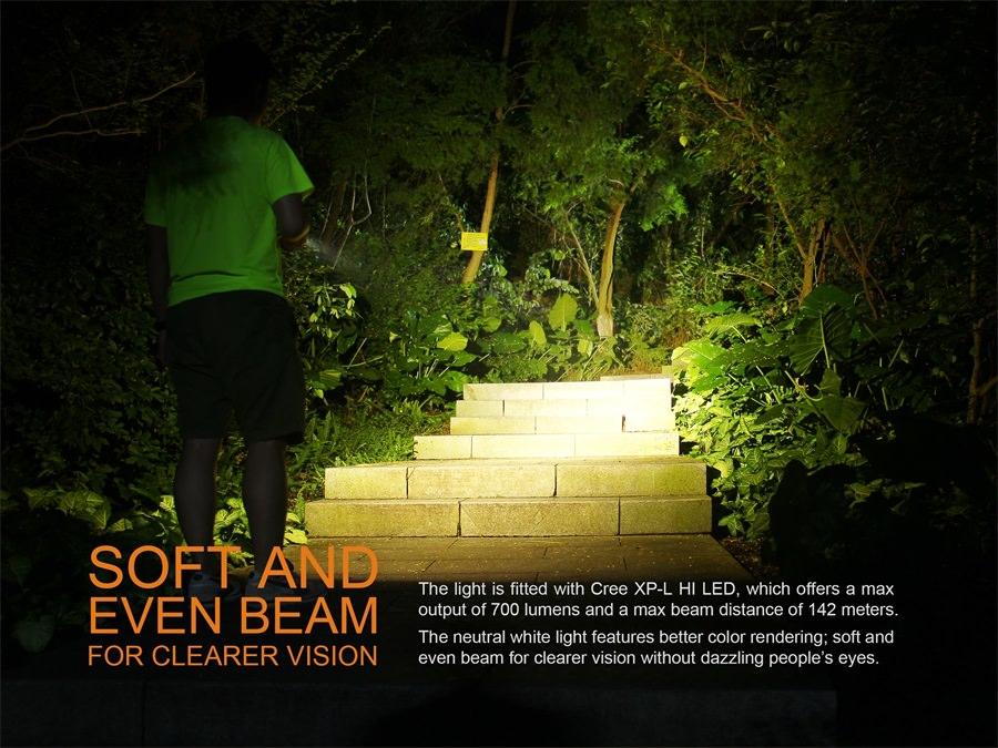 fenix e16 flashlight online