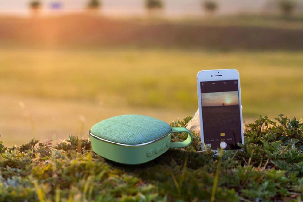 lbts-sl-x25 fabric mini speaker