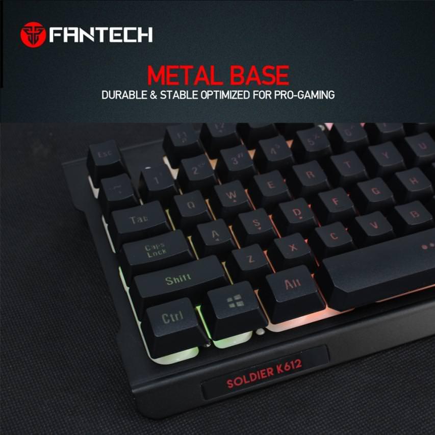 fantech k612 gaming keyboard