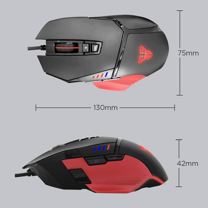 buy fantech x11 mouse