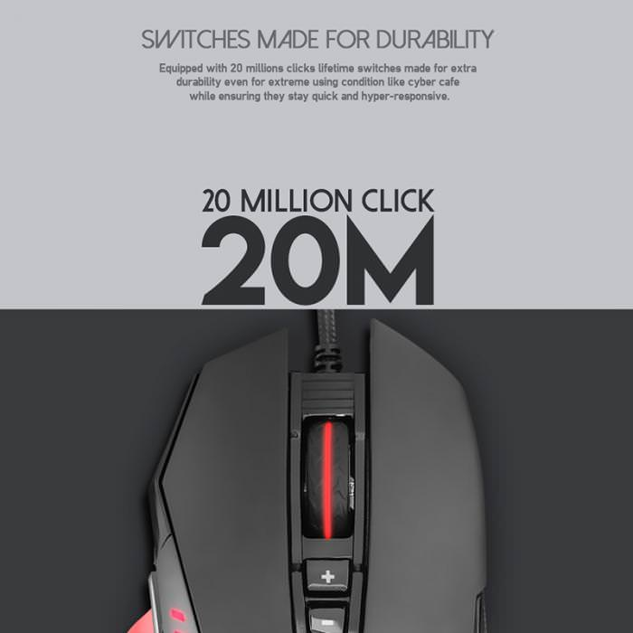 buy fantech x11 gaming mouse