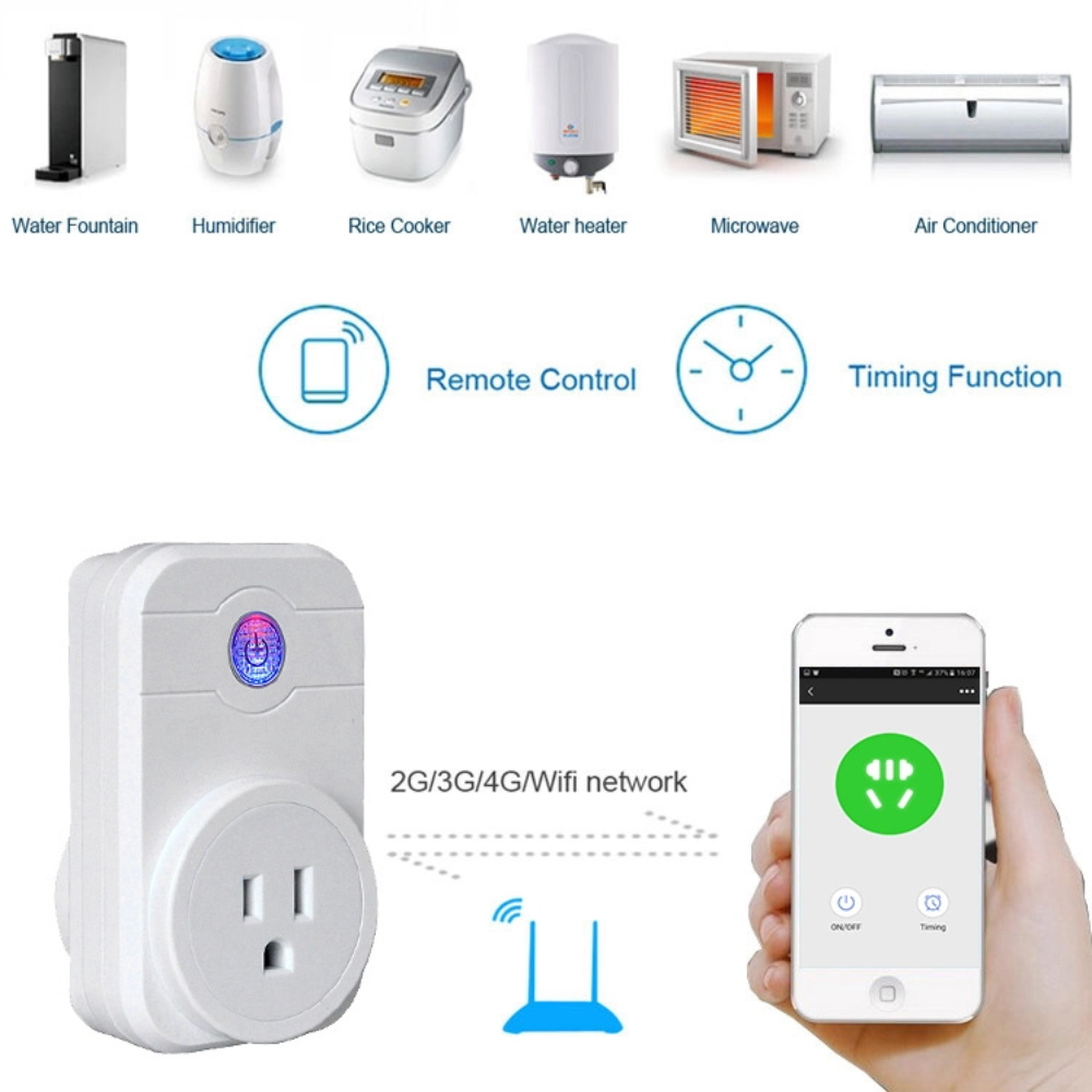 febite wifi smart socket