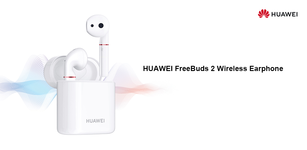 huawei freebuds 2 bluetooth earphones