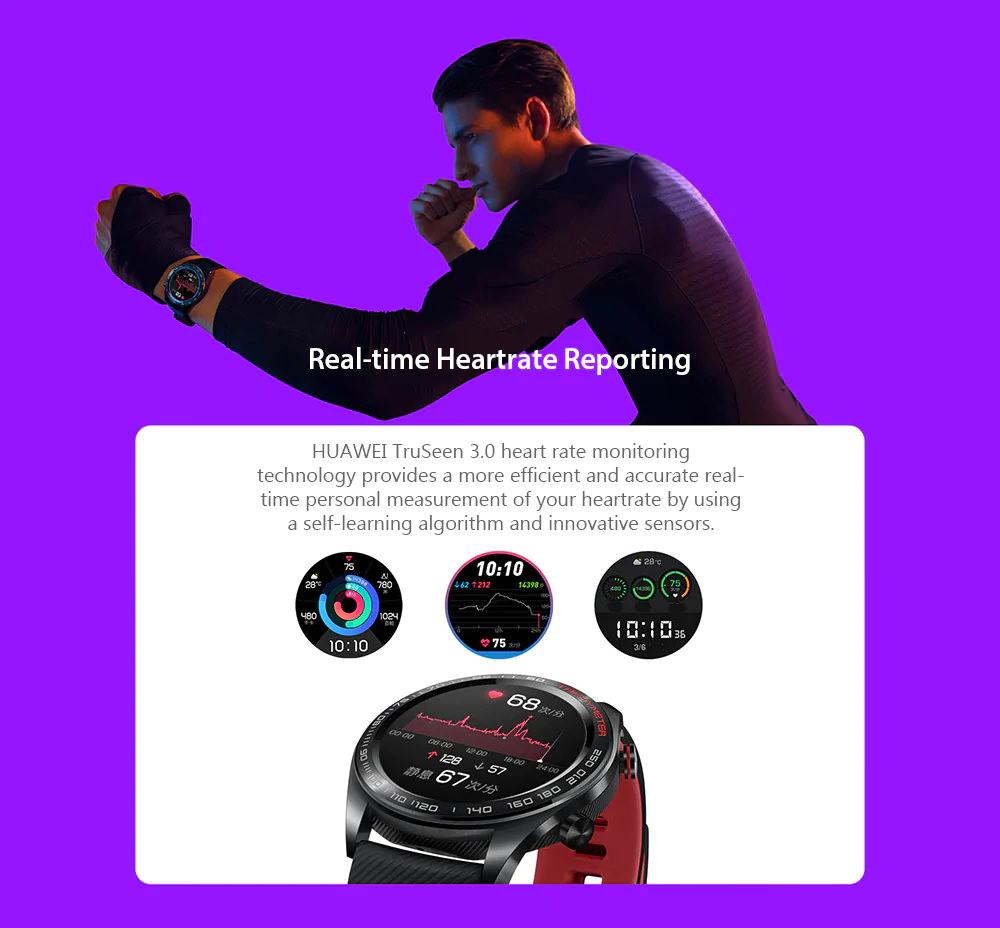 new huawei honor watch magic