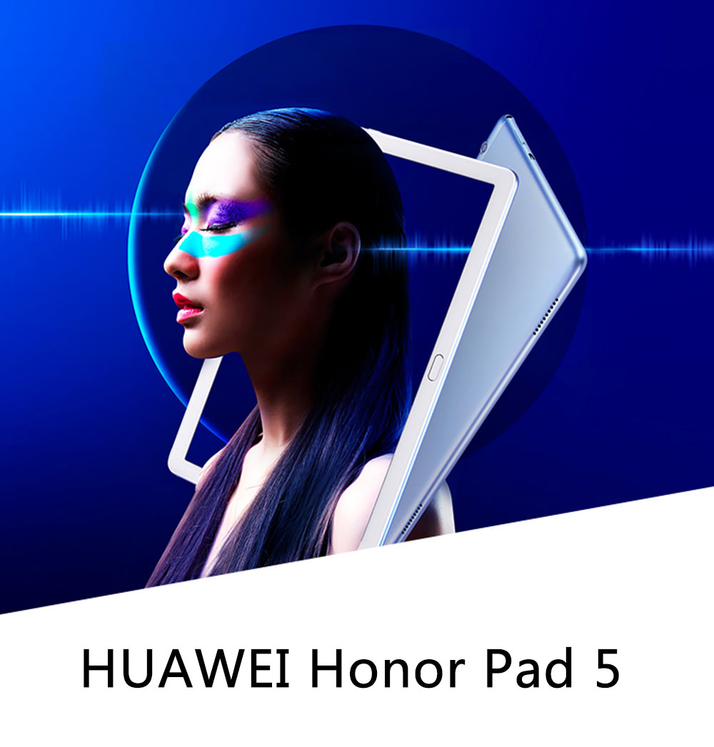 huawei honor pad 5 tablet pc