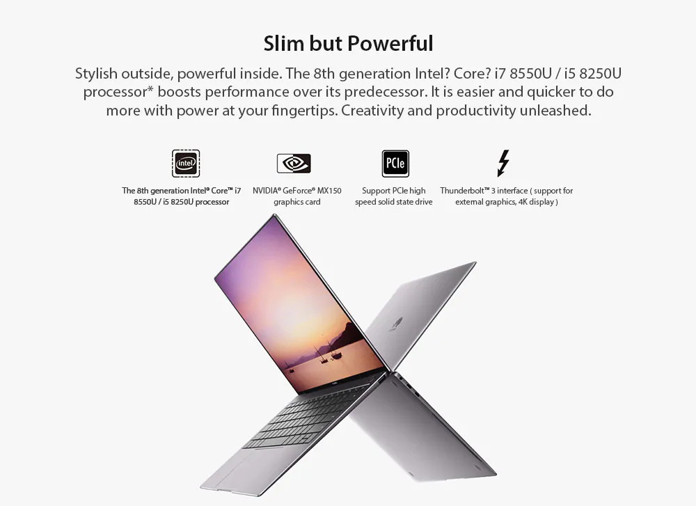 buy huawei matebook x pro 8gb/256gb