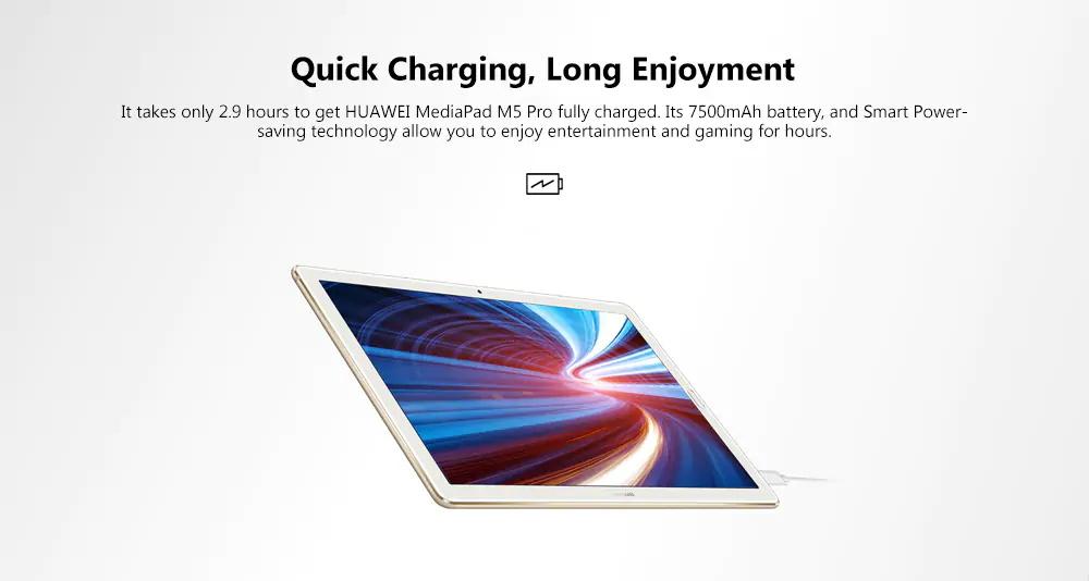 mediapad m5 pro tablet pc