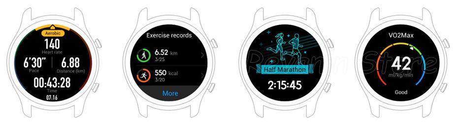 huawei gt sport smartwatch online
