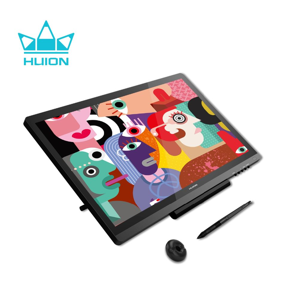 huion kamvas gt-191v2 pen tablet