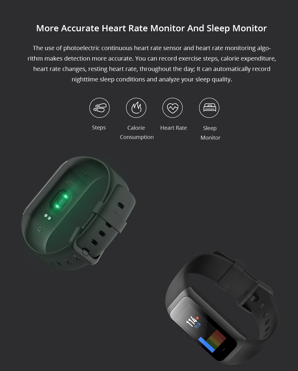 xiaomi huami amazfit cor 2 global version