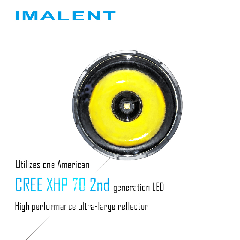 imalent r70c flashlight