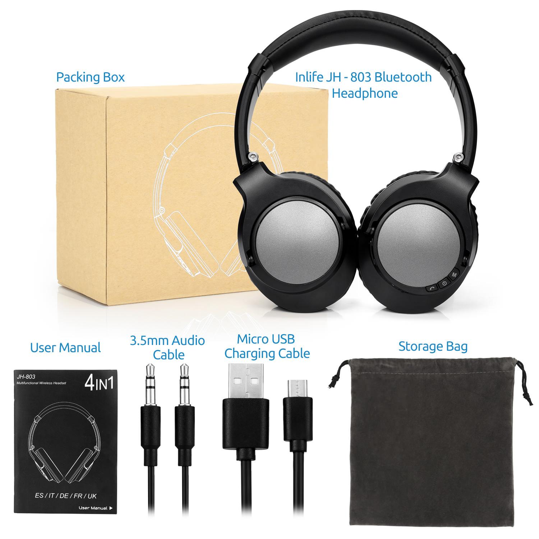 jh-803 bluetooth headphones price