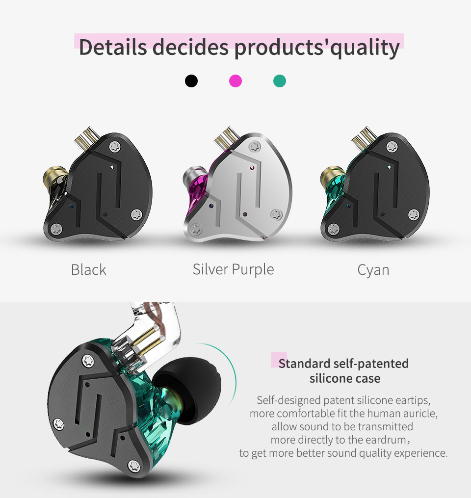 kz zsn earphone price