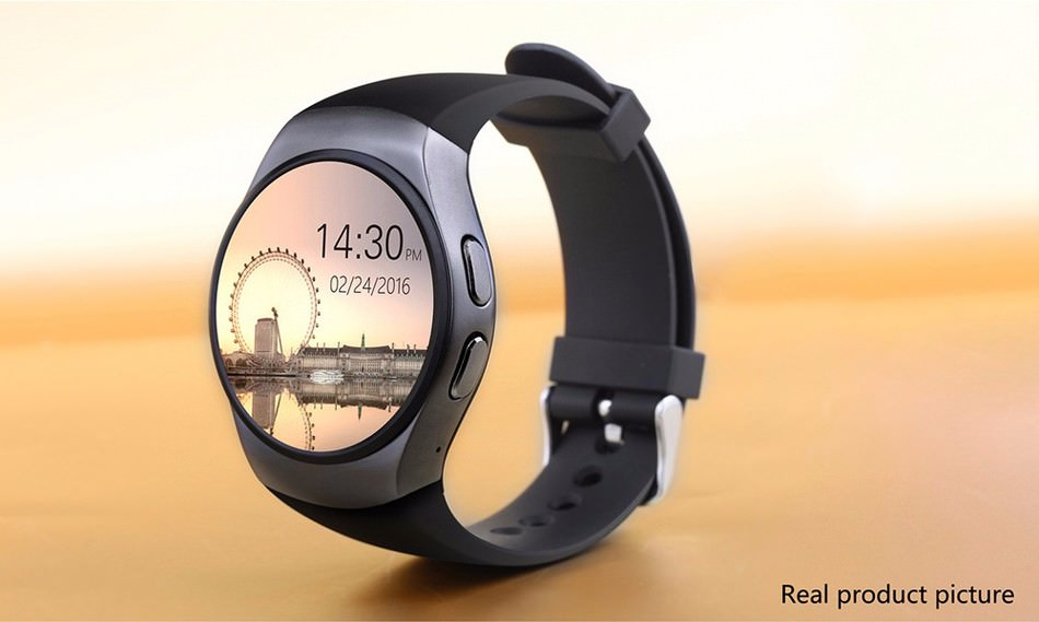 kingwear kw18 smartwatch phone online