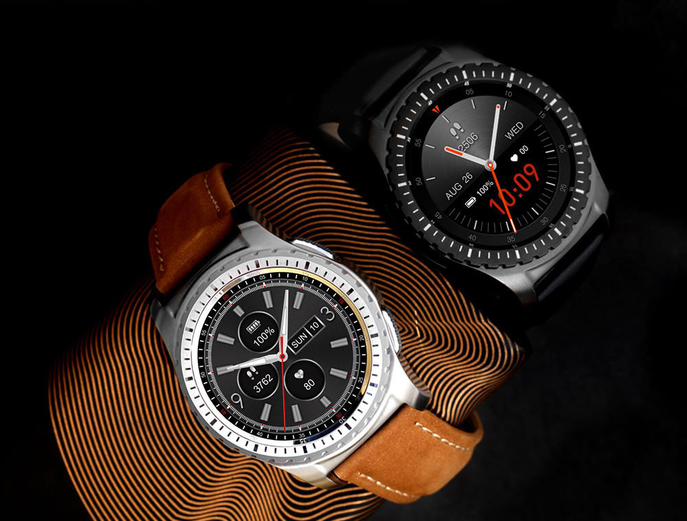 kingwear kw28 smartwatch phone price