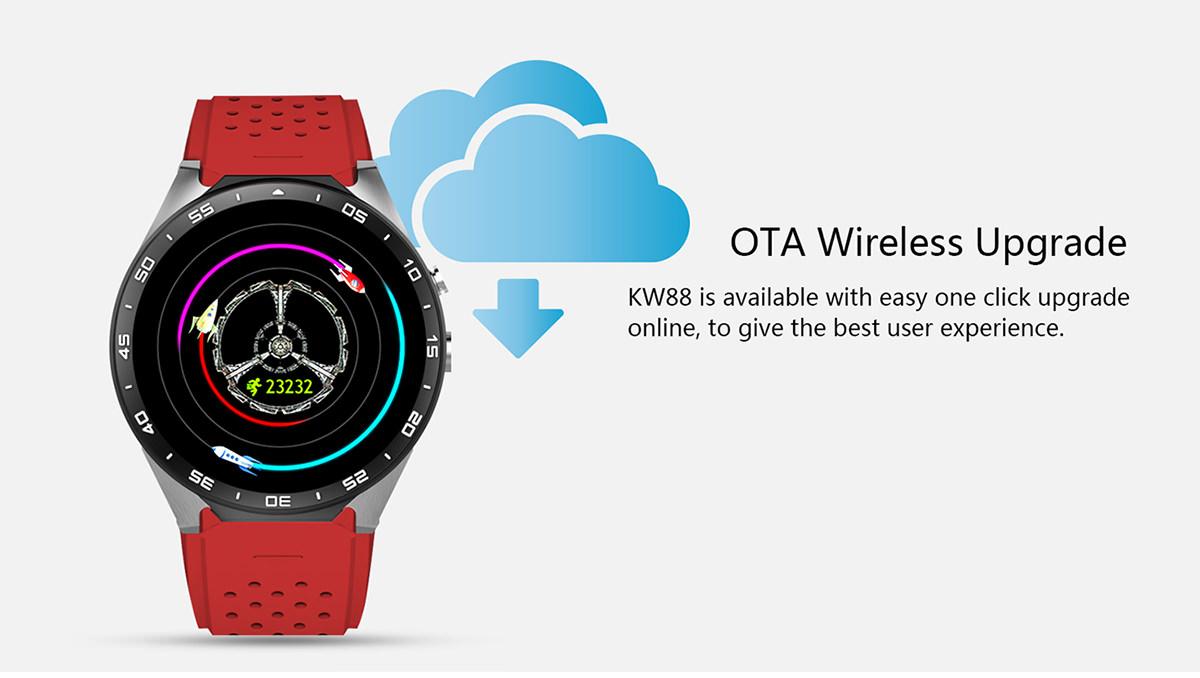 kingwear kw88 smartwatch online